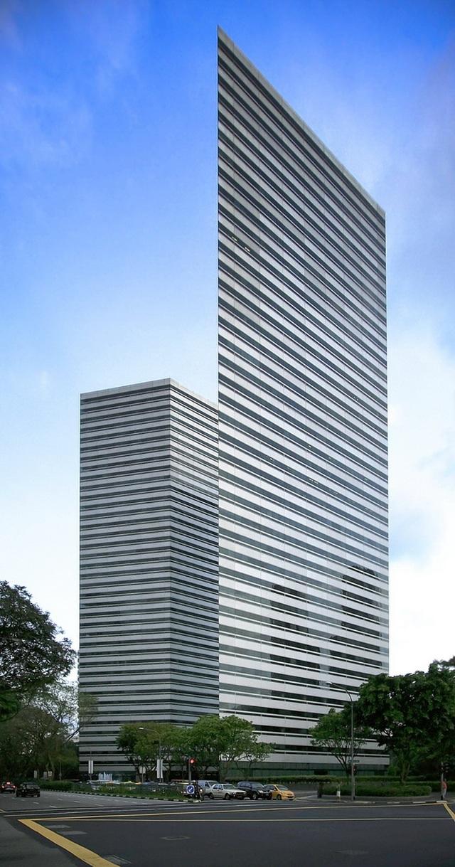 """Bất ngờ với những tòa nhà """"mỏng dính như tờ giấy"""" trên thế giới - 8"""