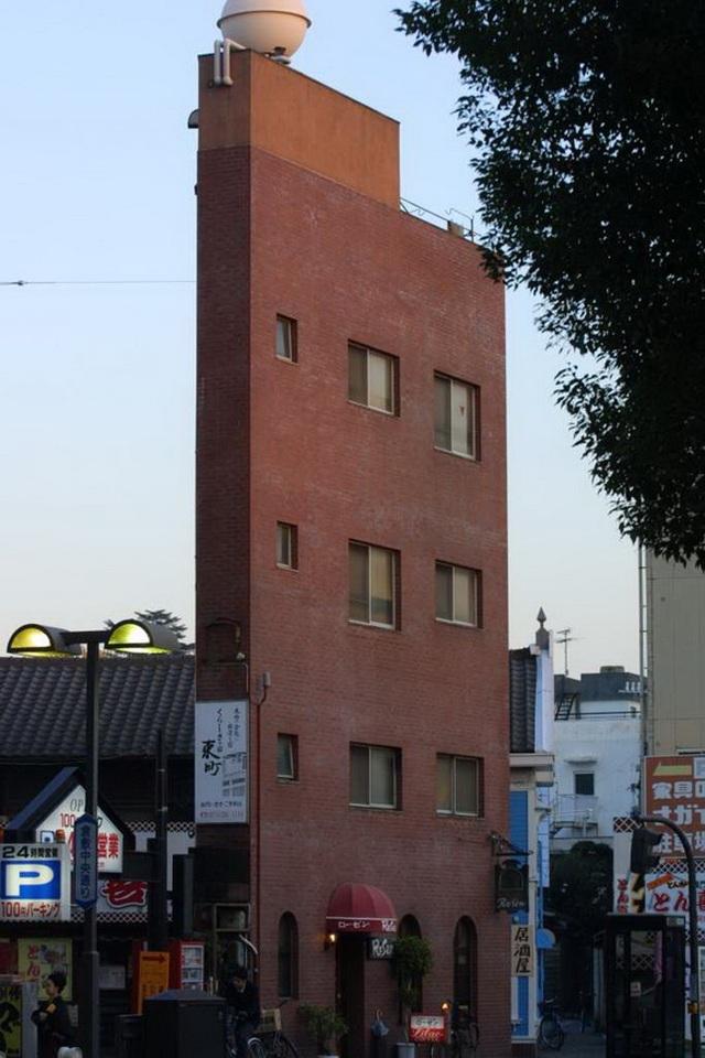 """Bất ngờ với những tòa nhà """"mỏng dính như tờ giấy"""" trên thế giới - 12"""