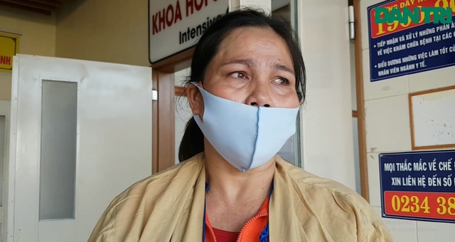 Con trai người mẹ nghèo đã ra đi sau thời gian điều trị chấn thương sọ não - 2