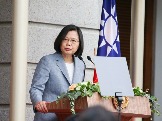 Trung Quốc dọa trả đũa vì Mỹ chúc mừng lãnh đạo Đài Loan - 1