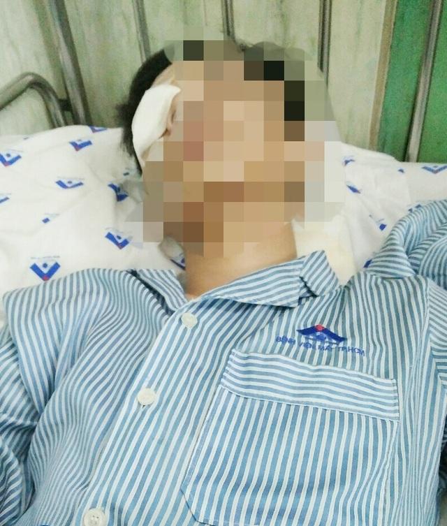 Nam sinh bị đánh chấn thương não: Hơn 7 tháng, chưa có kết luận thỏa đáng - 1
