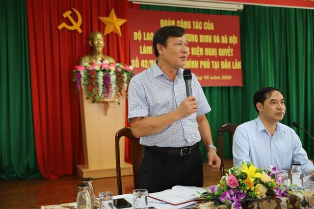 Đắk Lắk cần khẩn trương hơn trong việc chi trả gói 62.000 tỷ đồng - 2