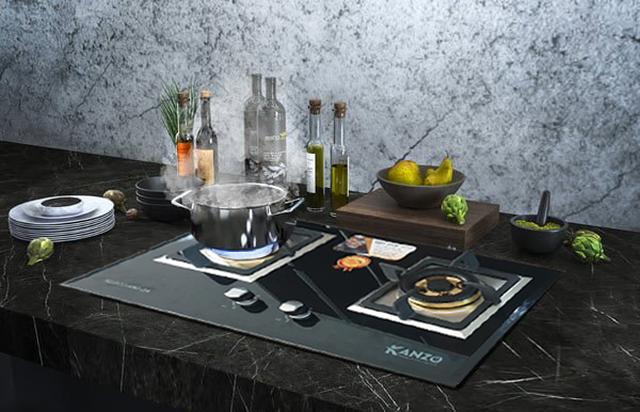 Kanzo và xu hướng thiết bị nhà bếp an toàn, hiện đại - 1
