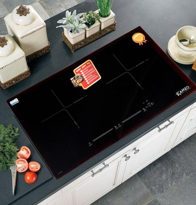 Kanzo và xu hướng thiết bị nhà bếp an toàn, hiện đại - 2
