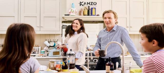 Kanzo và xu hướng thiết bị nhà bếp an toàn, hiện đại - 5