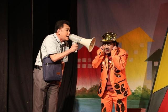 Nghệ sĩ Sài Gòn phấn khởi trên sàn tập, chờ ngày sân khấu sáng đèn - 5