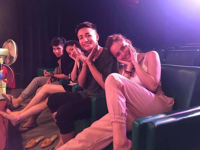 Nghệ sĩ Sài Gòn phấn khởi trên sàn tập, chờ ngày sân khấu sáng đèn - 7