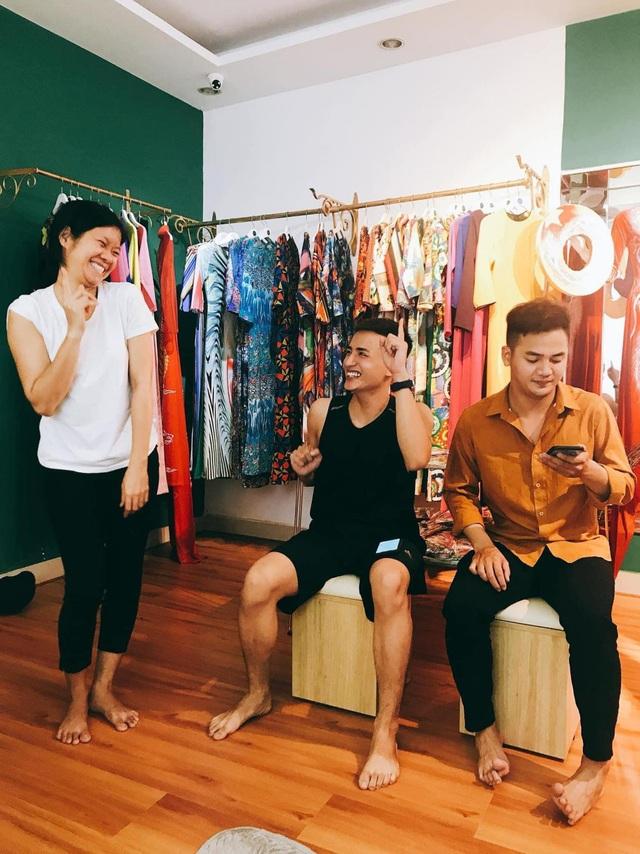 Nghệ sĩ Sài Gòn phấn khởi trên sàn tập, chờ ngày sân khấu sáng đèn - 8