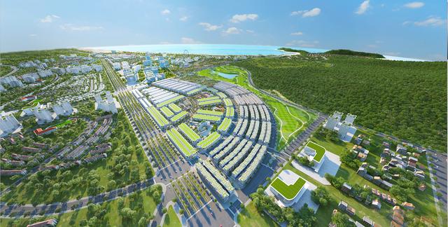 Nhơn Hội - Điểm đầu tư mới của bất động sản duyên hải miền Trung - 1