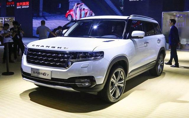Giá xe nội chưa giảm, hàng trăm mẫu ô tô Trung Quốc đổ bộ vào Việt Nam - 1