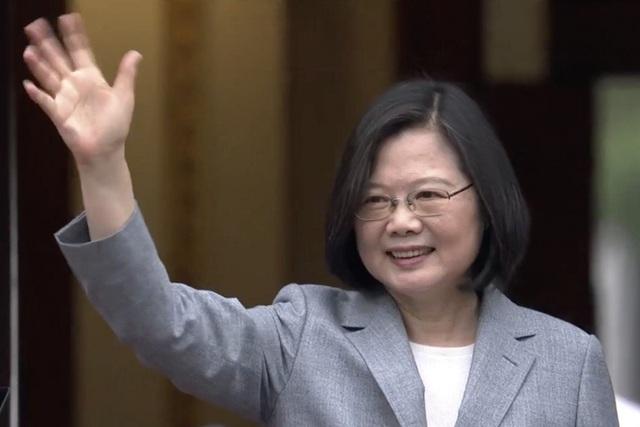 Mỹ có thể chọc giận Trung Quốc vì chúc mừng lãnh đạo Đài Loan - 1