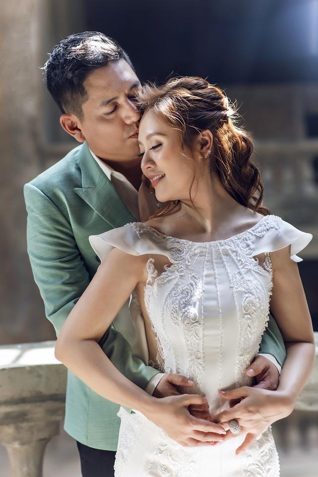 Thanh Thúy - Đức Thịnh tung ảnh kỷ niệm 12 năm ngày cưới - 6