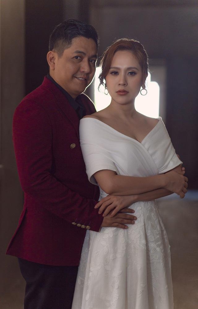 Thanh Thúy - Đức Thịnh tung ảnh kỷ niệm 12 năm ngày cưới - 4