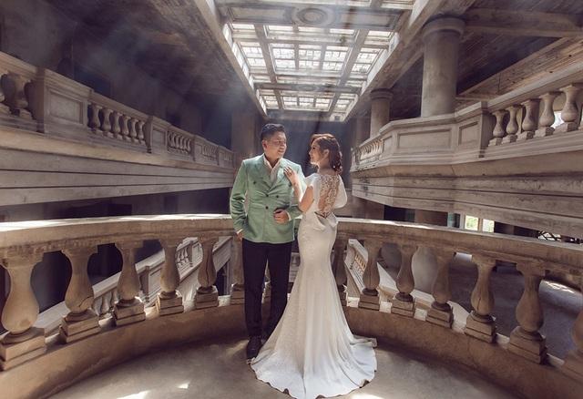 Thanh Thúy - Đức Thịnh tung ảnh kỷ niệm 12 năm ngày cưới - 9