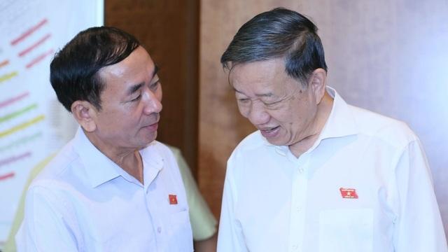 Bí thư Thái Nguyên Trần Quốc Tỏ làm Thứ trưởng Bộ Công an - 1