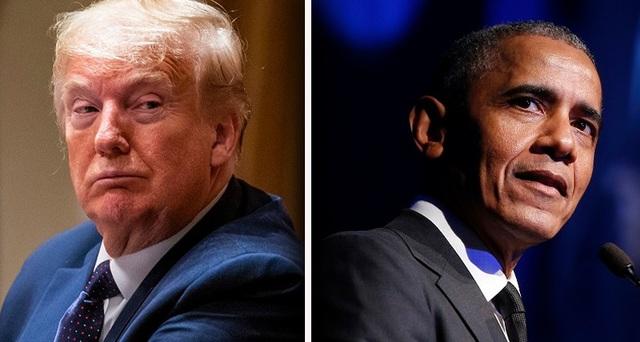 Mâu thuẫn với Obama, ông Trump có thể bỏ truyền thống 40 năm ở Nhà Trắng - 2