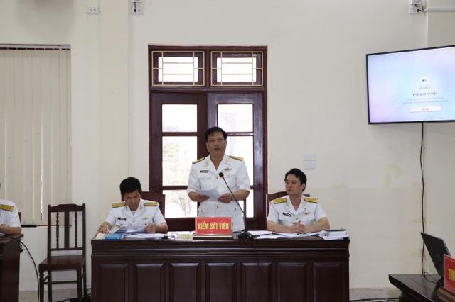 Cựu Thứ trưởng Bộ Quốc phòng Nguyễn Văn Hiến bị đề nghị 3-4 năm tù - 2