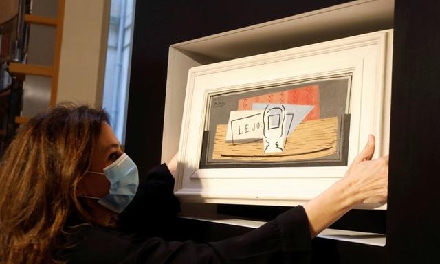 Cả đời không thắng giải gì, bỗng thắng tranh Picasso trị giá 1 triệu euro - 1