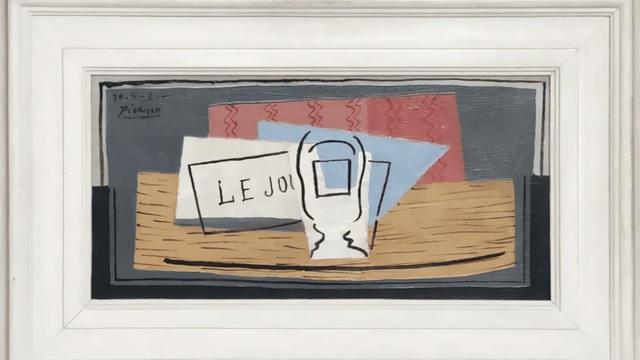 Cả đời không thắng giải gì, bỗng thắng tranh Picasso trị giá 1 triệu euro - 2