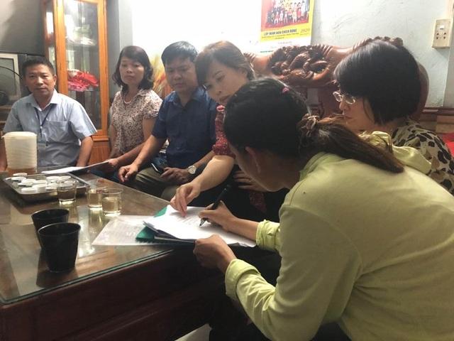 Vụ bé trai bị bố bỏ rơi tại toà ở Bắc Giang: Trải lòng của người trong cuộc - 1