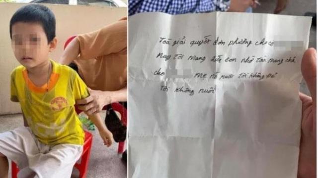 Vụ bé trai bị bố bỏ rơi tại toà ở Bắc Giang: Trải lòng của người trong cuộc - 2