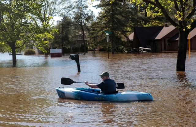 Vỡ 2 đập, bang của Mỹ gặp thảm họa 500 năm có một - 5