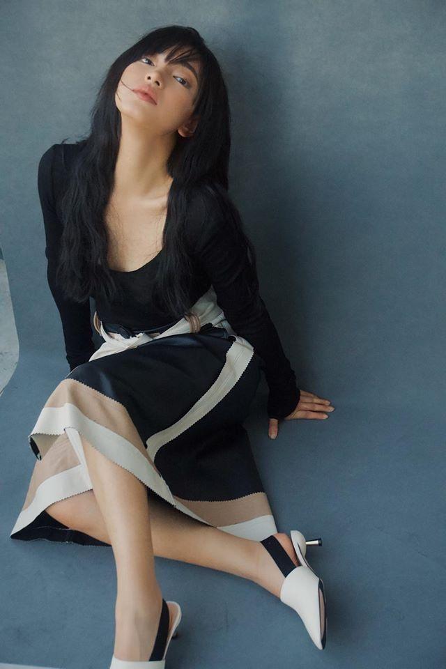 Châu Bùi được báo Trung gọi là Song Hye Kyo phiên bản Việt - 5