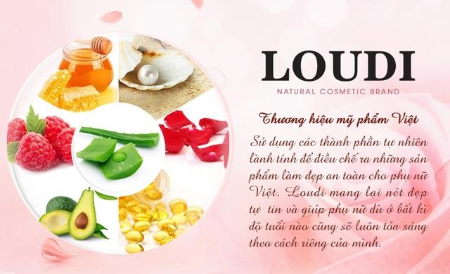 Son môi Loudi - Thương hiệu phụ nữ Việt tin dùng - 1