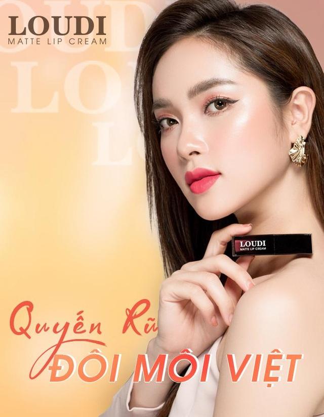 Son môi Loudi - Thương hiệu phụ nữ Việt tin dùng - 5
