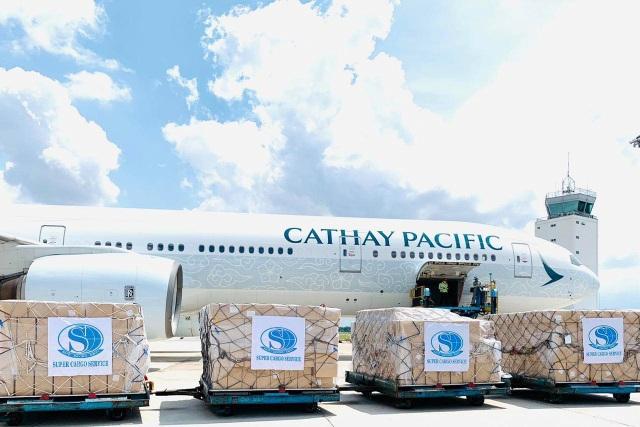 Xuất khẩu 5 triệu sản phẩm bảo hộ y tế qua Mỹ, 8 máy bay mới chở hết - 1