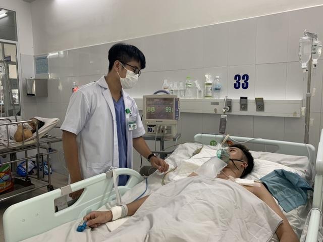 Đà Nẵng: Cứu sống du khách Hà Nội đuối nước ngừng thở hơn 20 phút - 1
