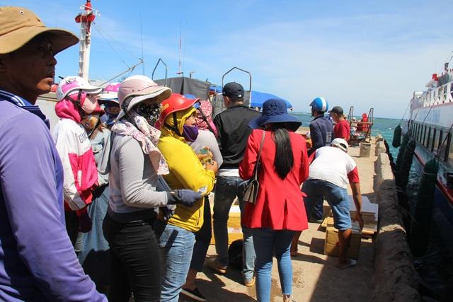 Quảng Ngãi: Du khách bị bao vây khi vừa đặt chân đến đảo Lý Sơn - 1