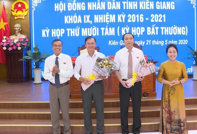 Kiên Giang có tân Phó Chủ tịch UBND tỉnh - 1