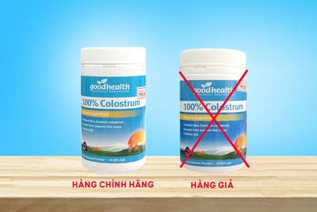 Lời giải nào cho bài toán chống hàng giả của sữa non Goodhealth? - 1