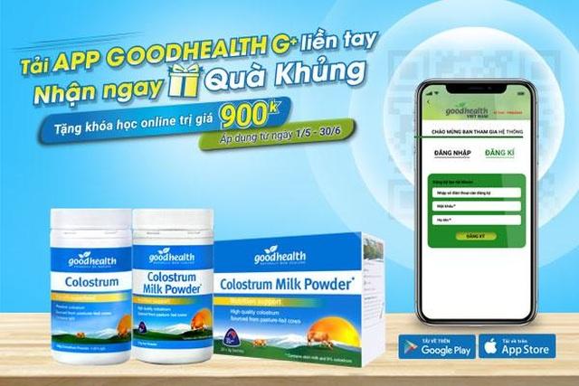 Lời giải nào cho bài toán chống hàng giả của sữa non Goodhealth? - 3