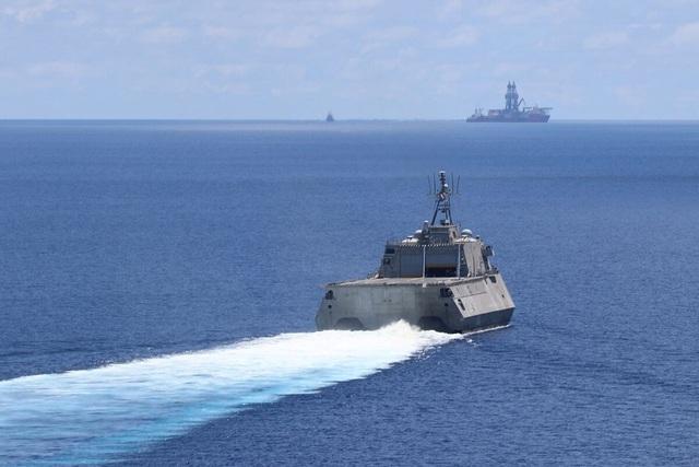 """Mỹ lên án hành vi """"bắt nạt"""" của Trung Quốc ở Biển Đông  - 1"""