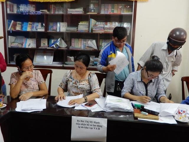 Đà Nẵng: Vất vả thẩm định lao động tự do gặp khó do Covid-19 - 4