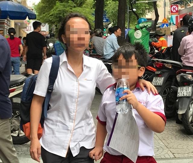 Học sinh tiểu học ráo riết luyện thi vào lớp 6 trường chuyên Trần Đại Nghĩa - 2