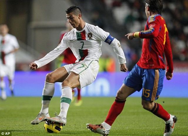 Nani trần tình về việc phá hỏng siêu phẩm của C.Ronaldo - 2
