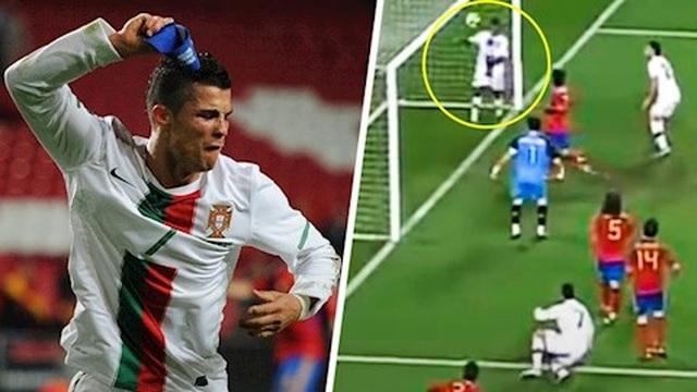 Nani trần tình về việc phá hỏng siêu phẩm của C.Ronaldo - 1