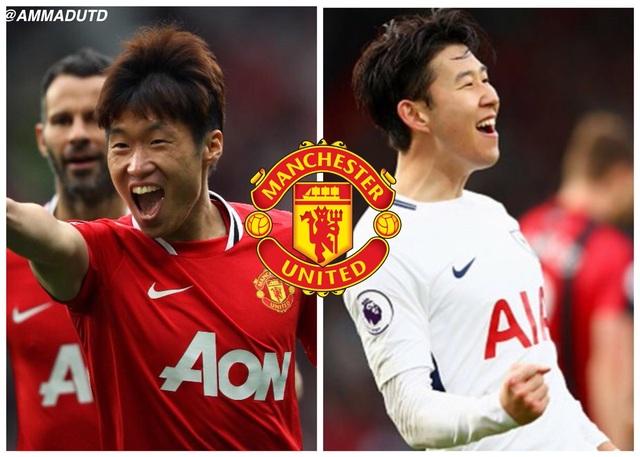 Thất bại vụ Harry Kane, Man Utd chiêu mộ Son Heung Min? - 2