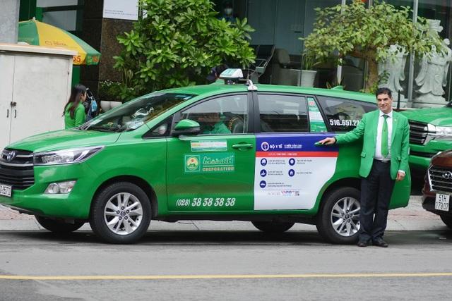 Tập đoàn Mai Linh và VNPay đồng hành tuyên truyền chống dịch Covid-19 - 1