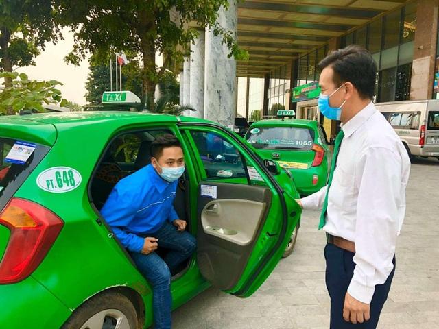 Tập đoàn Mai Linh và VNPay đồng hành tuyên truyền chống dịch Covid-19 - 2