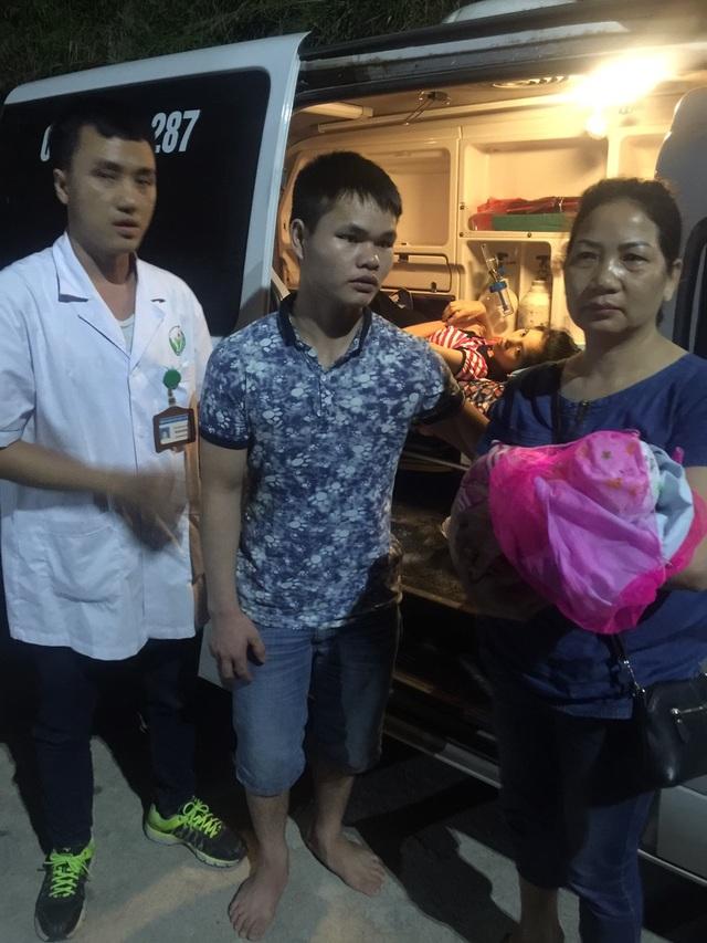 Thai phụ từng nguy kịch tính mạng nghẹn ngào ôm con ngày xuất viện - 7