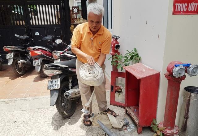 Vụ dân chung cư Sông Đà Nha Trang kêu cứu: Chủ đầu tư nhận lỗi - 2