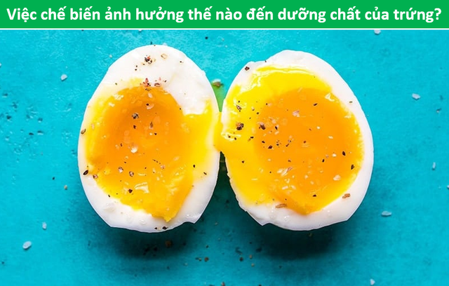 5 nguyên tắc khi chế biến trứng để mang lại nhiều lợi ích sức khỏe nhất - 1