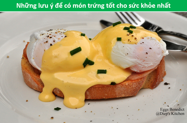 5 nguyên tắc khi chế biến trứng để mang lại nhiều lợi ích sức khỏe nhất - 4