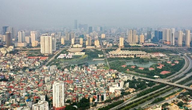 Hạ tầng đồng bộ - Lợi thế của các dự án phía Tây Thủ đô - 1