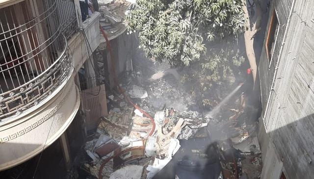 Hiện trường thảm khốc vụ rơi máy bay nghi làm 107 người thiệt mạng - 11