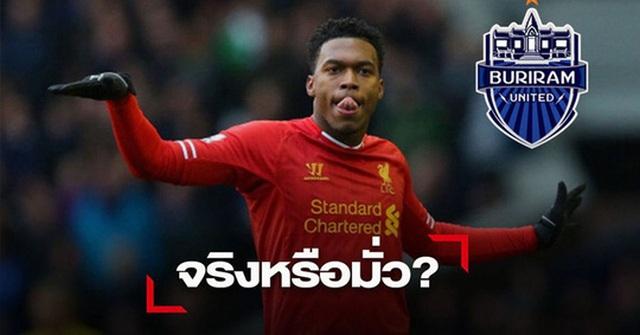 Buriram United gây sốc khi muốn chiêu mộ Daniel Sturridge - 1